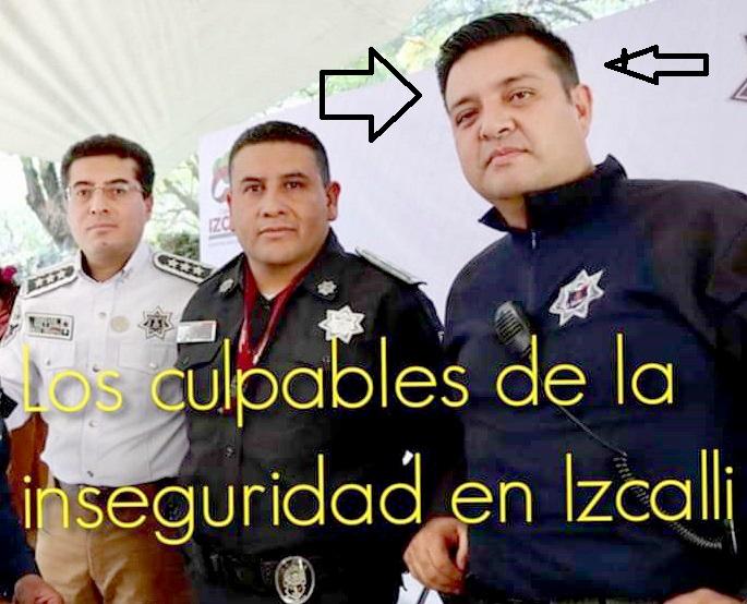 1 izcalli policia