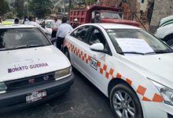 Taxistas-bloqueo-Valle-de-Bravo